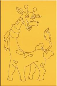 3 Жираф