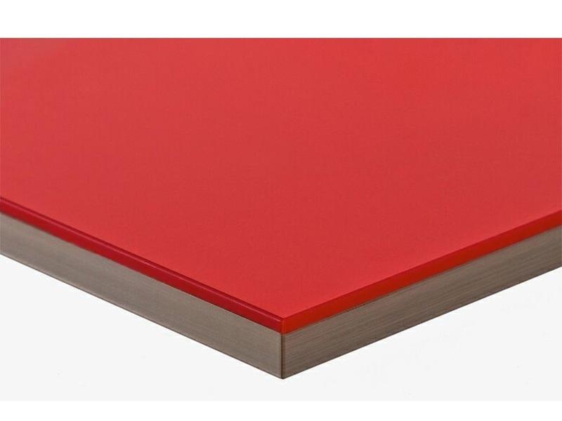 ALV0021 Красный (Rojo) глянец