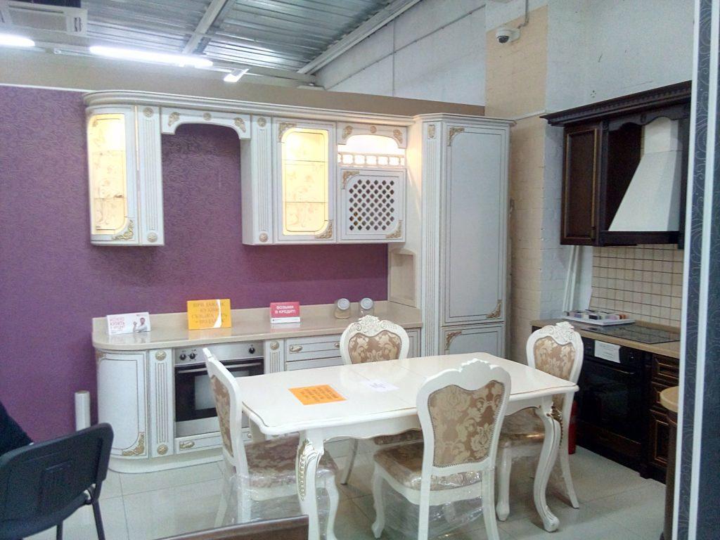 Кухня с фасадами МДФ в пленке ПВХ Ваш День