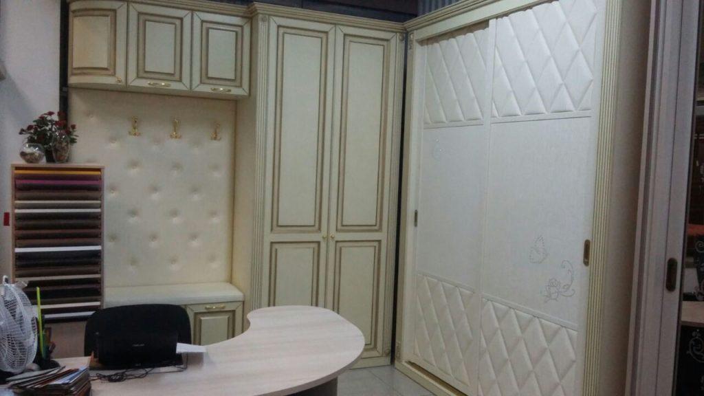 Гарнитур мебельный с фасадами МДФ в пленке ПВХ Ваш День