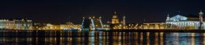 Петербург ночной