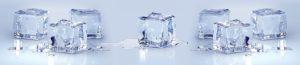 SP 082 Кубики льда на голубом