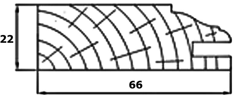 Схема фасада Ароза