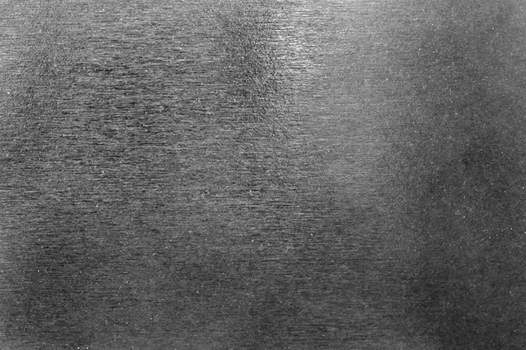 Аl — шлифованный металл