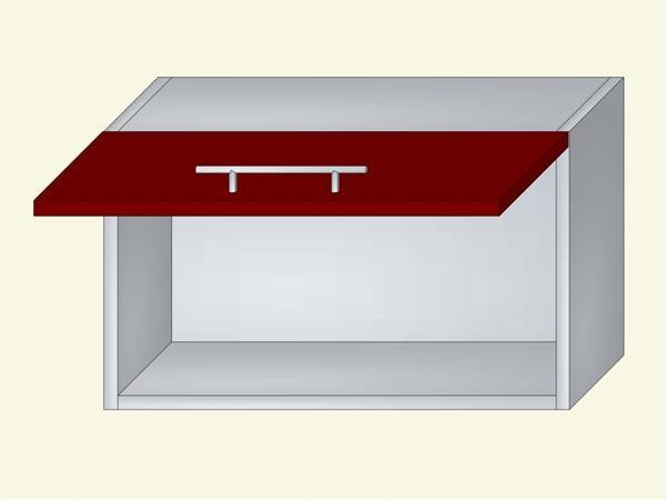 Корпус для кухни навесной В36см, арт. 1К