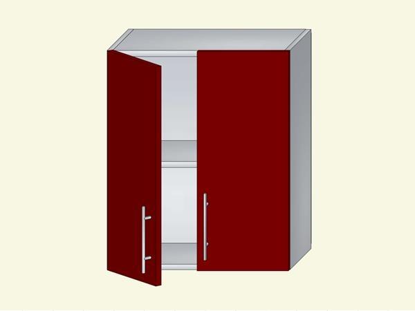 Корпус для кухни навесной на 2 двери, арт 7К