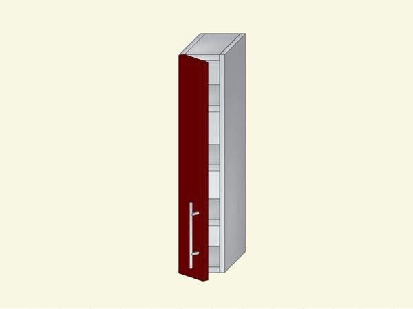 Модуль навесной узкий,1 дверь, арт. 3К