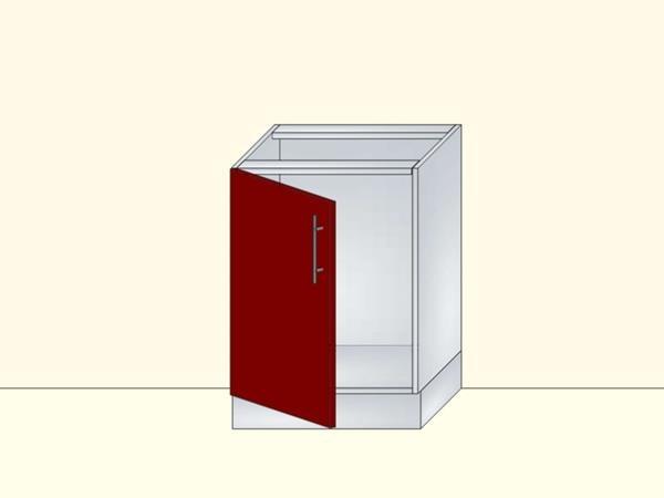 Напольный модуль для кухни под мойку с 1 дверью, арт. 32К