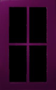 аннет с фигурной витриной