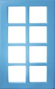 витрина с 8 окошками